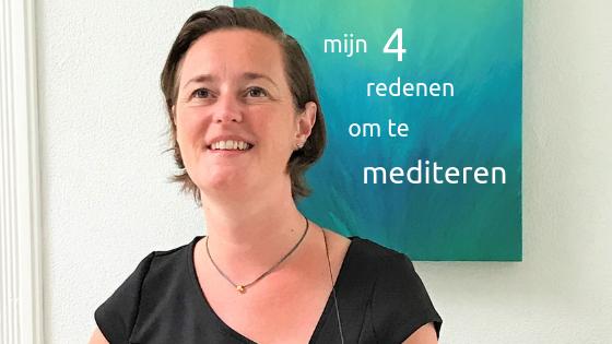 4 redenen om te mediteren